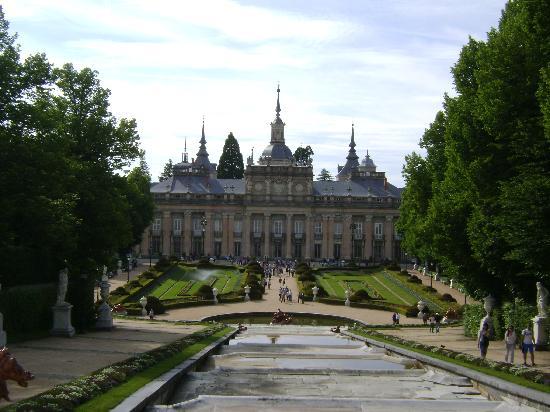 Palacio Real de la Granja: La Granja de San Ildefonso, Segovia.