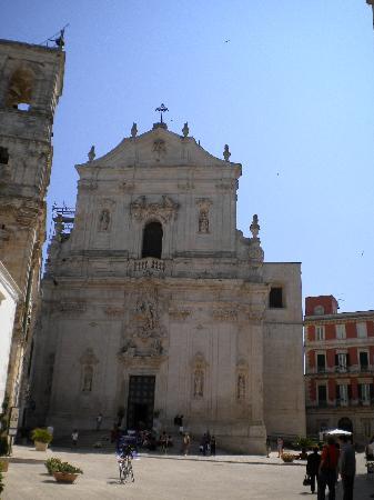 Martina Franca, Italy: La cattedrale