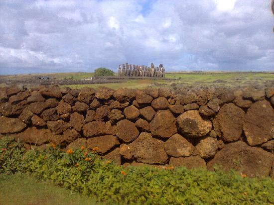 Cabanas Christophe: Les Moaïs