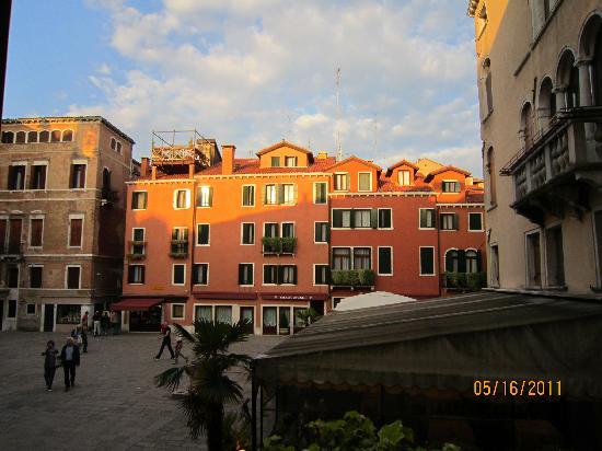 View of square of Campo Santa Maria del Giglio - Picture of