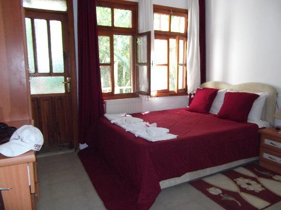 Murat Pasa Konagi: our room in sandybrown hotel  very special