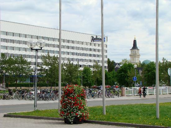 Radisson Blu Hotel, Oulu: Radisson Blu Hotel Oulu