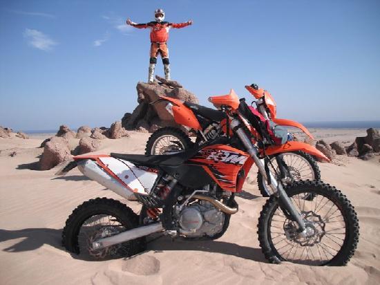 Ktm Egypt Calling Dakar Adventure Tours: deserto del sinai