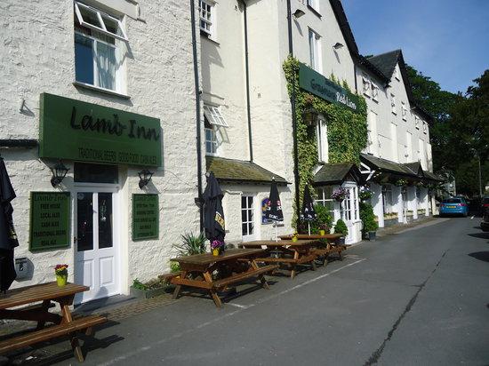 The Lamb Inn: New Signs