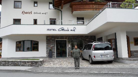 Hotel Garni Glueck Auf: aa