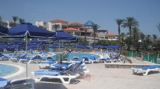 Rodos Princess Beach Hotel: one of the new pools