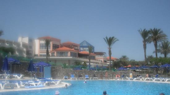 Rodos Princess Beach Hotel: new pool