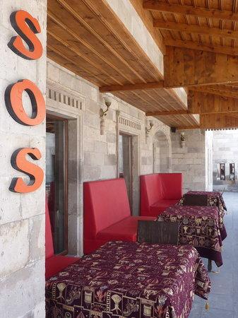 SOS Restaurant & Cafe: SOS Restaurant