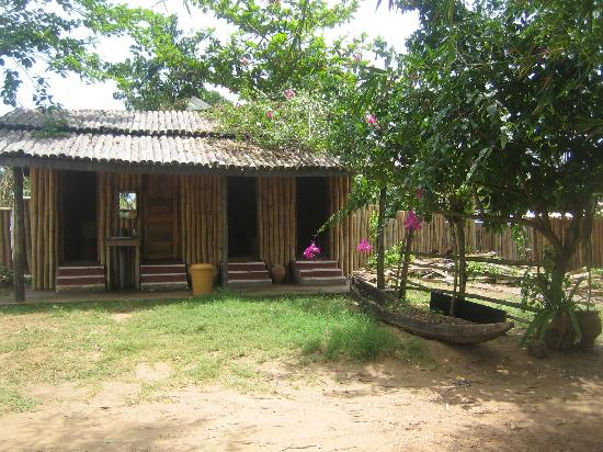 Green Turtle Lodge : Self-composting toilets