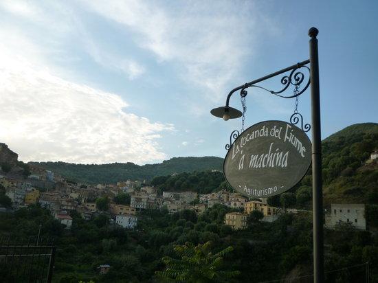 'A Machina - La Locanda del Fiume