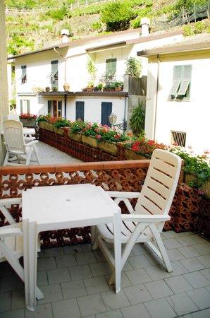 Hotel Ca D'Andrean: balconi dell'albergo