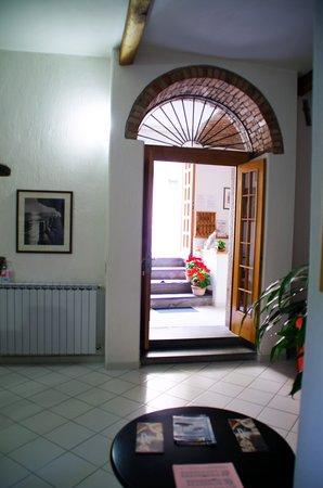 Hotel Ca D'Andrean: entrata dell'albergo