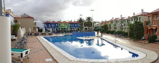 Club Vistaflor: Pool