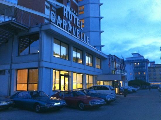 Hotel Caravelle Minicaravelle: di sera