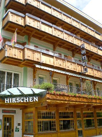 Hotel Hirschen: Outside of hotel