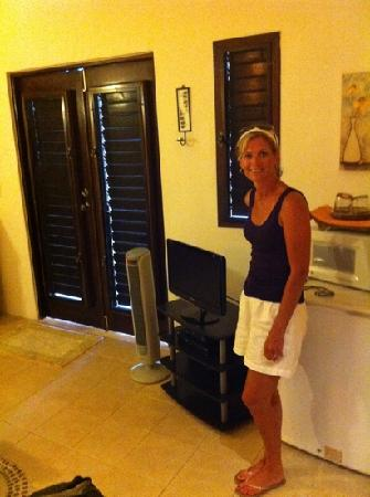 Casita de Maya Boutique Hotel: Marsha on day of check in.