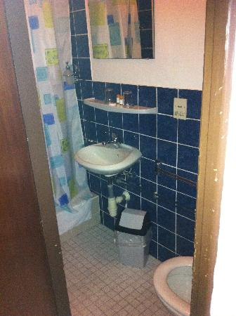 Motel de Heek: Bath room