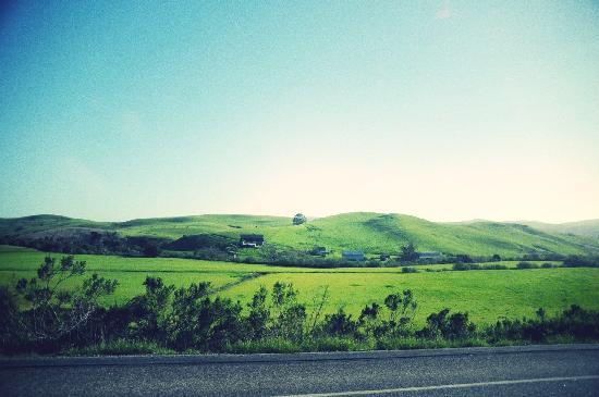 Inn Paradiso: Paso Robles Scenery