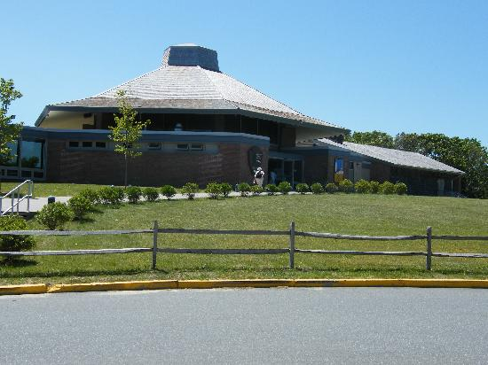 Salt Pond Visitor Center