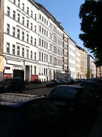Hotel Riehmers Hofgarten: Kreuzberg is a cool neighborhood