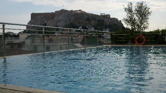 Electra Palace Hotel - Athens: Pool