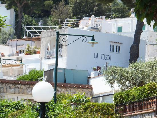 Hotel La Tosca: La Tosca