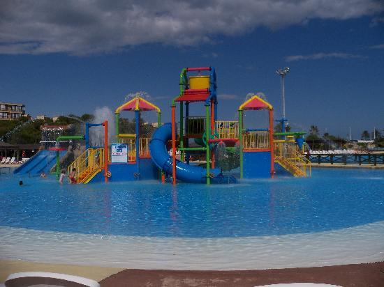 Estival Park Salou: Kids pool at Water park