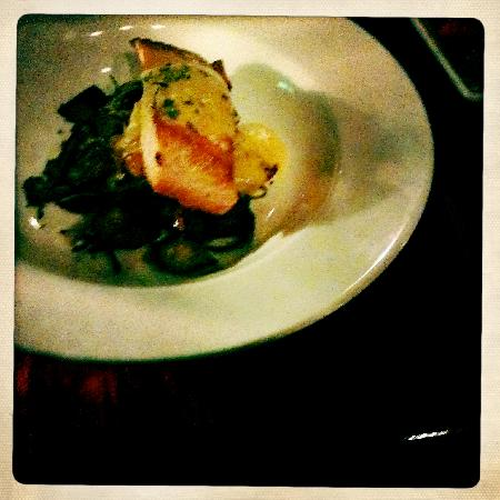 Old City Bank Brasserie: The Salmon