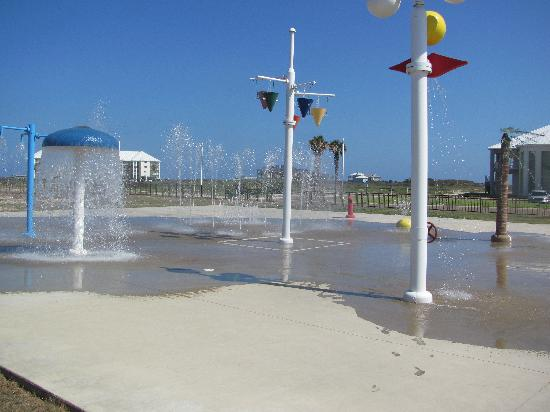 Grand Caribbean at Dune Crest: Sprinkler Park
