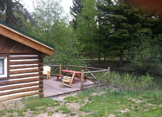 Shadow Mountain Guest Ranch: Hunter cabin