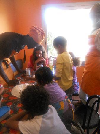 Mamma Mia: Ateliers de pâtisserie pour les enfants