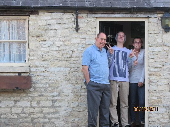The Catherine Wheel - Bibury: Our rooms