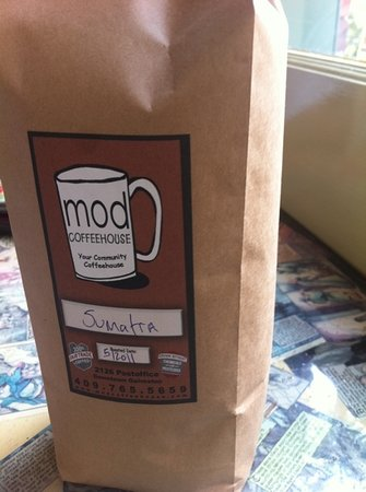 ‪MOD Coffee House & Cafe‬