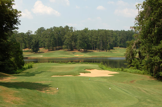 "Greenville, AL: #4 on the ""Short Course"""