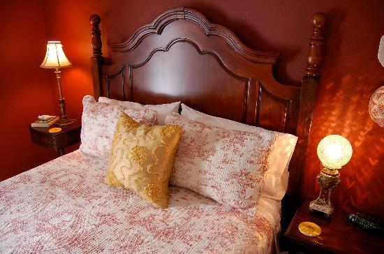 Wine Country Bed & Breakfast: A good night's sleep!