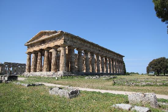 Templi Greci di Paestum: Paestum