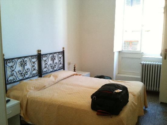 Hotel Aldobrandini: Habitación