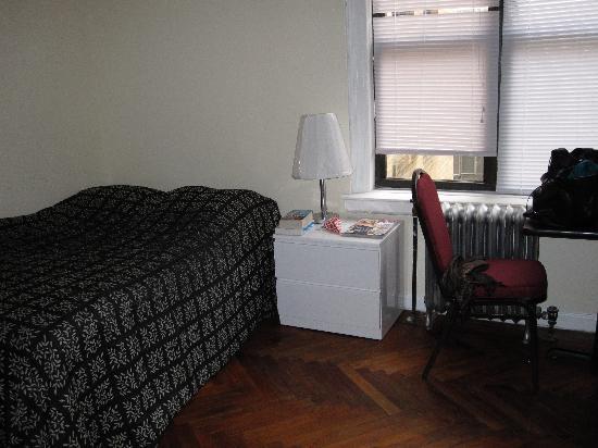 Dexter House Hostel: Einzelzimmer Dexter House, NYC