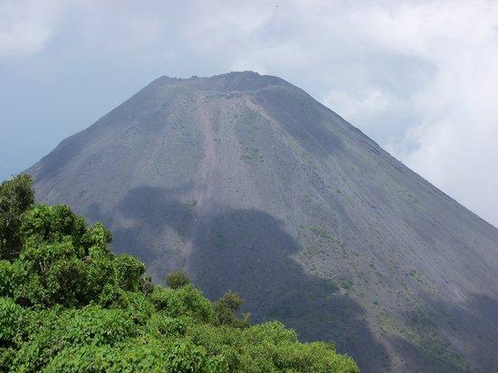 San Salvador, El Salvador: Izalco Volcano