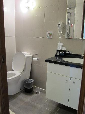มาสเตอร์อินน์: Washing room