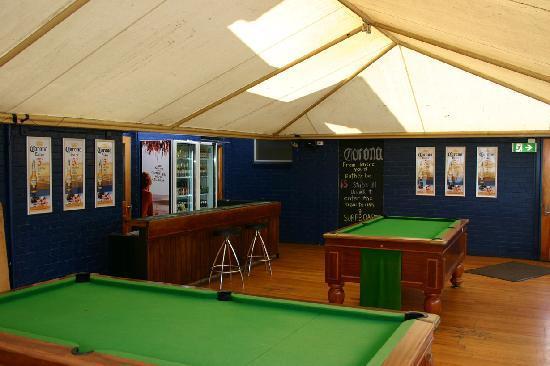 Sportsman's Hall Hotel: Marque