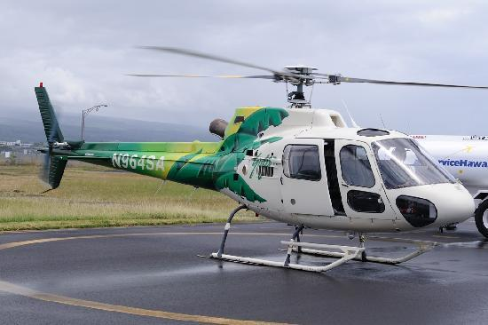 Big Island Air Helicopter Tours