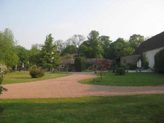 Le Petit Clos: The garden