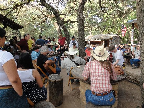 Luckenbach, TX: Music