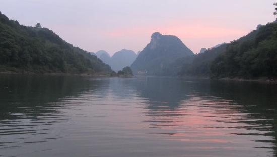 Sishuinianhua Inn : 景。色