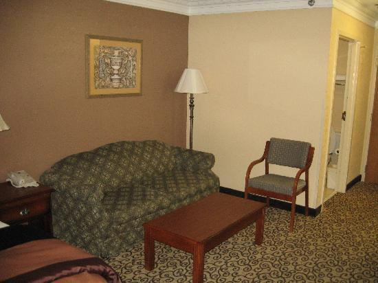 Best Western Plus Slidell Hotel: Room View