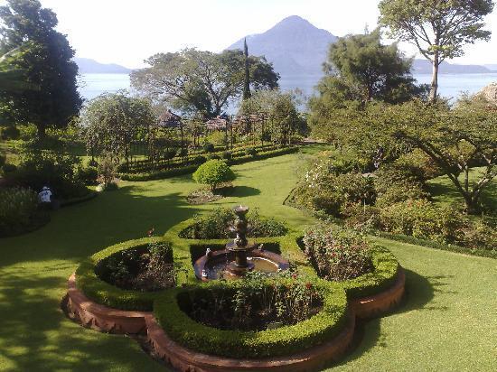 Hotel Atitlan: The Gardens