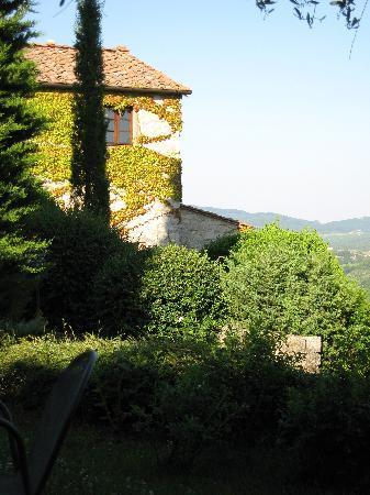 Il Borgo di Vescine - Relais del Chianti: Sundown in the Vescine