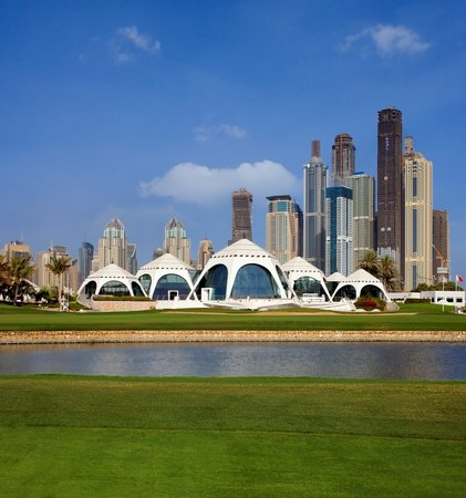 The Emirates Golf Club : Emirates Golf Club