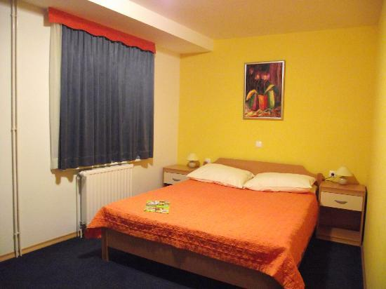Skofja Loka, Eslovenia: Rooms were very comfy